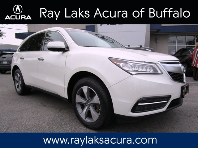 Certified PreOwned Acura MDX SHAWD D Sport Utility In - Acura mdx pre owned