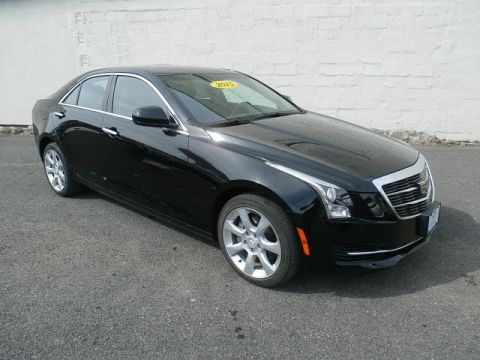 Pre-Owned 2015 Cadillac ATS Sedan Standard AWD