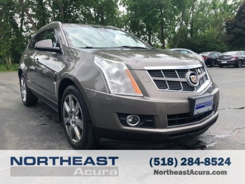 Pre-Owned 2011 Cadillac SRX Performance